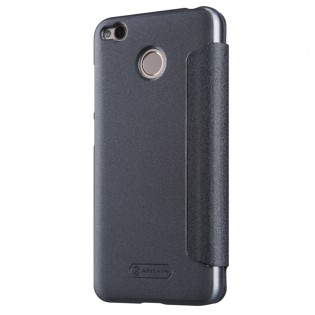 Чехол книжка Nillkin Sparkle Leather XIAOMI RedMi 4X Gray SP-LC REDMI 4X