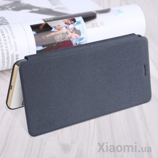 Чехол книжка Nillkin Sparkle Leather Mi Max 2 Gray