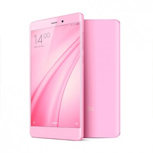 Смартфон Xiaomi Mi Note 64Gb Pink Goddess Edition Украинская версия