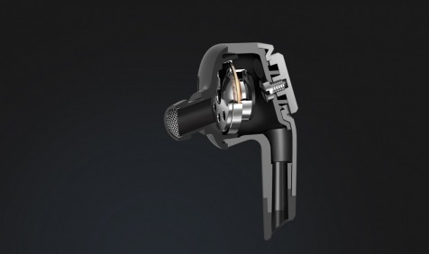Наушники Xiaomi Huosai Piston v3 Black
