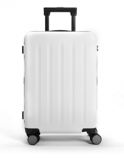 Чемодан Xiaomi 90 points suitcase White moon light 24""