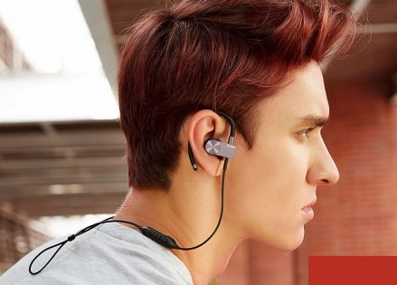 Bluetooth Наушники 1More Active Red