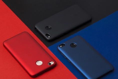 Чехол бампер Xiaomi Redmi 4X Red ORIGINAL 1170500026