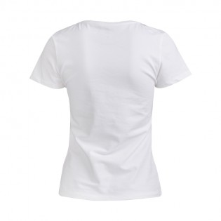 Футболка Mi V-neck T-shirt Women White XL 1161000025