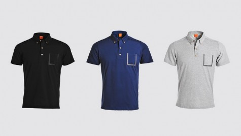 Футболка-поло Mi function short sleeve Polo shirt men Blue S 1170800055