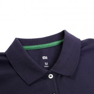 Футболка Mi solid POLO Shirt Women Violet M 1161000031