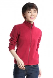 Кофта Mi Fleece jacket Woman Red S 1163200004