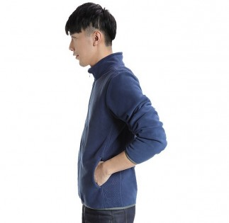 Кофта Mi Fleece jacket Man Blue XL 1163200001