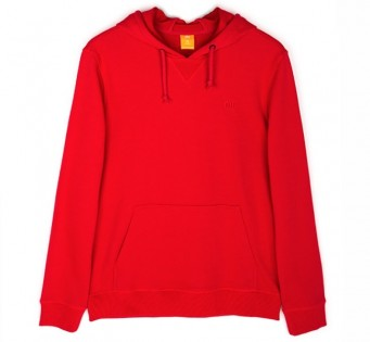 Толстовка Mi Pure color cardigan Man Red M 1153300041