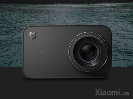 Экшн-камера MiJia 4K Small Camera
