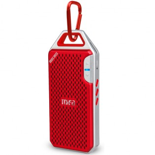 MiFa F4 Outdoor Bluetooth speaker Red