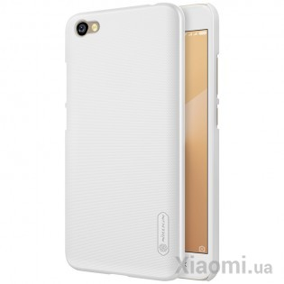 Чехол бампер Nillkin Frosted Shield RedMi Note 5A White F-HC HM-NOTE 5A