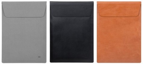 "Чехол карман Mi Book Air Sleeve 12.5"" Black 1163300002"