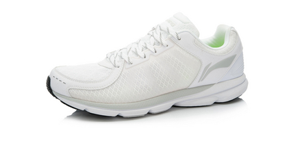Кроссовки Xiaomi x Li-Ning Smart Running Shoes White 45 ARBK079-7