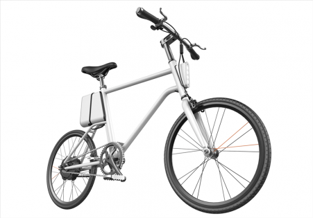 Велосипед UMA YunBike C1 Men&#039s Benz White
