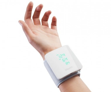 Тонометр на запястье iHealth View Wireless Wrist Blood Pressure Monitor BP7s