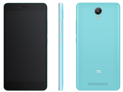 Смартфон Xiaomi Redmi Note 2 Blue 16GB Украинская версия
