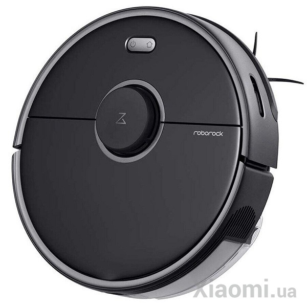 Робот-пылесос моющий Xiaomi Roborock S5 MAX Sweep One Vacuum Cleaner Black (S5E52-00)