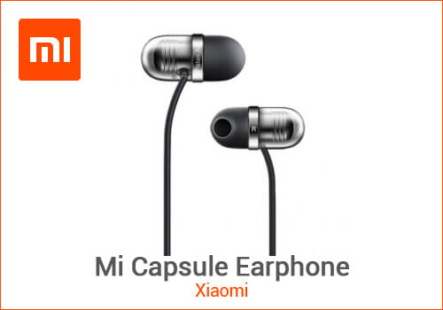 Mi Capsule Earphone