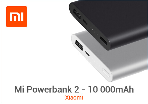 Mi Powerbank 2