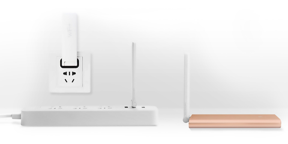 Mi WiFi Amplifier 2 упаковка