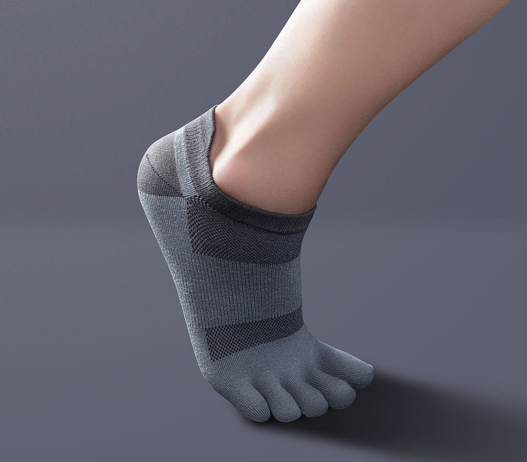 90FUN-Coolmas-Sports-Five-Finger -Socks
