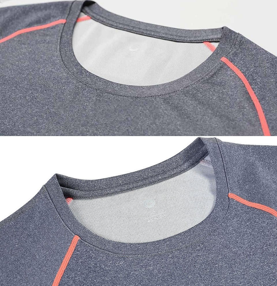 Футболка AMAZFIT Sport quick-drying T-shirt Mens швы и горловина
