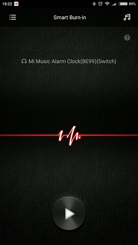 Mi Music Alarm Clock 1More Assistant