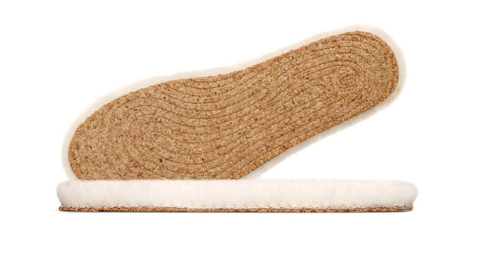 Xiaomi Core Step Wool Foot Pad стильные
