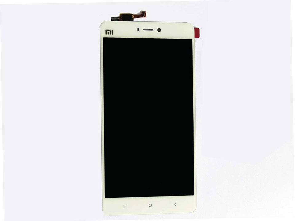 Display Mi4s White основной