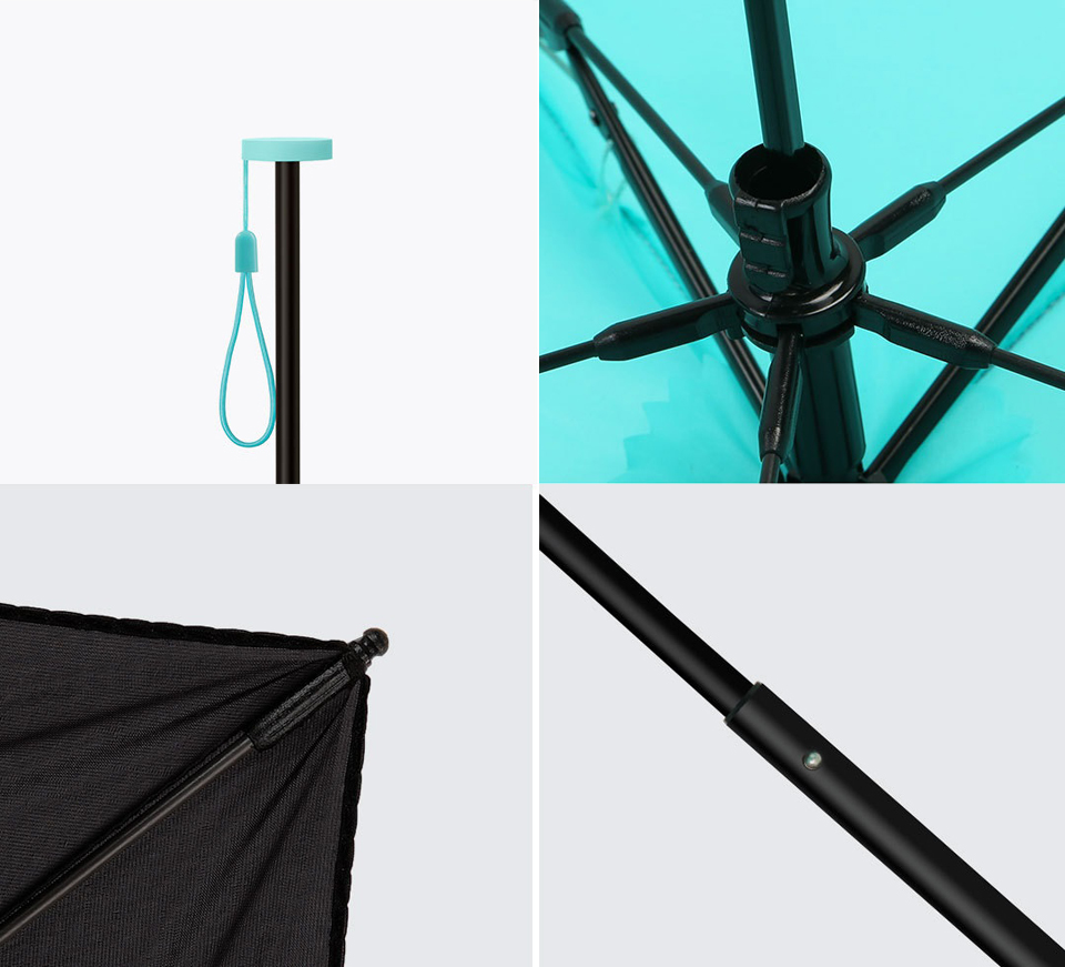 Huayang Ultra-Light Umbrella особенности