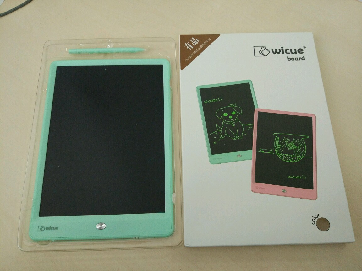 Wicue Writing Tablet  коробка