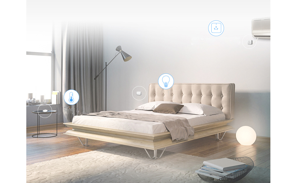 Mi Smart Home Multifunction light