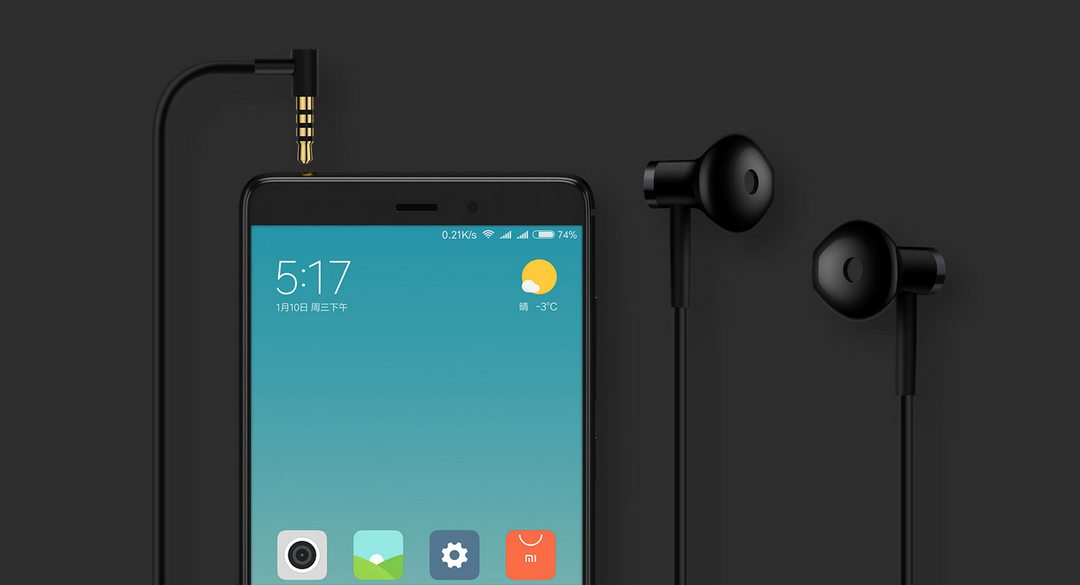 Mi-Dual-Driver-Earphones-Black
