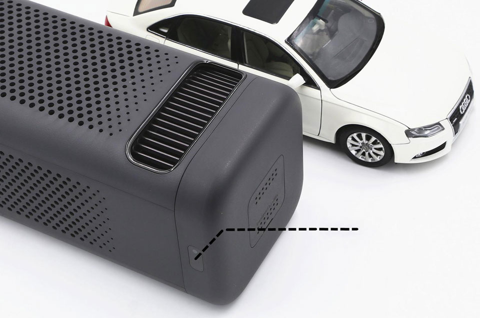MiJia Car Air Purifier конструкция