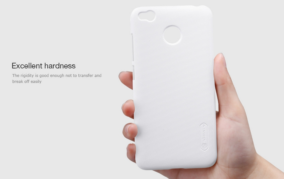 Nillkin Frosted Shield XIAOMI RedMi 4X Black F-HC REDMI 4X