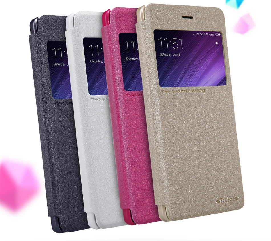Nillkin Sparkle Leather XIAOMI RedMi 4