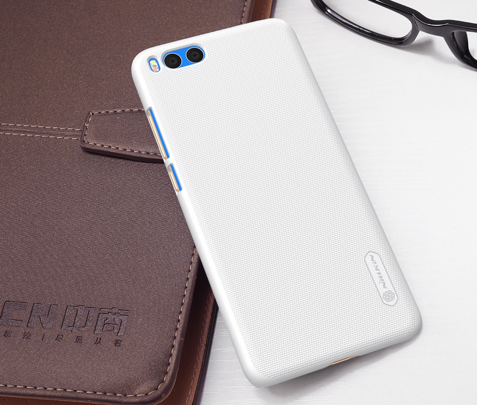 Nillkin-Frosted-Shield-Xiaomi-Mi-Note-3-Black-F-HC XM-NOTE-3