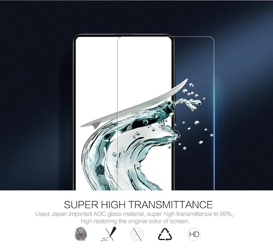 Закаленное стекло Nillkin for XIAOMI Mi MIX 2 H+PRO Anti-Explosion Glass H+PRO-SP XM-MIX 2 цветопередача
