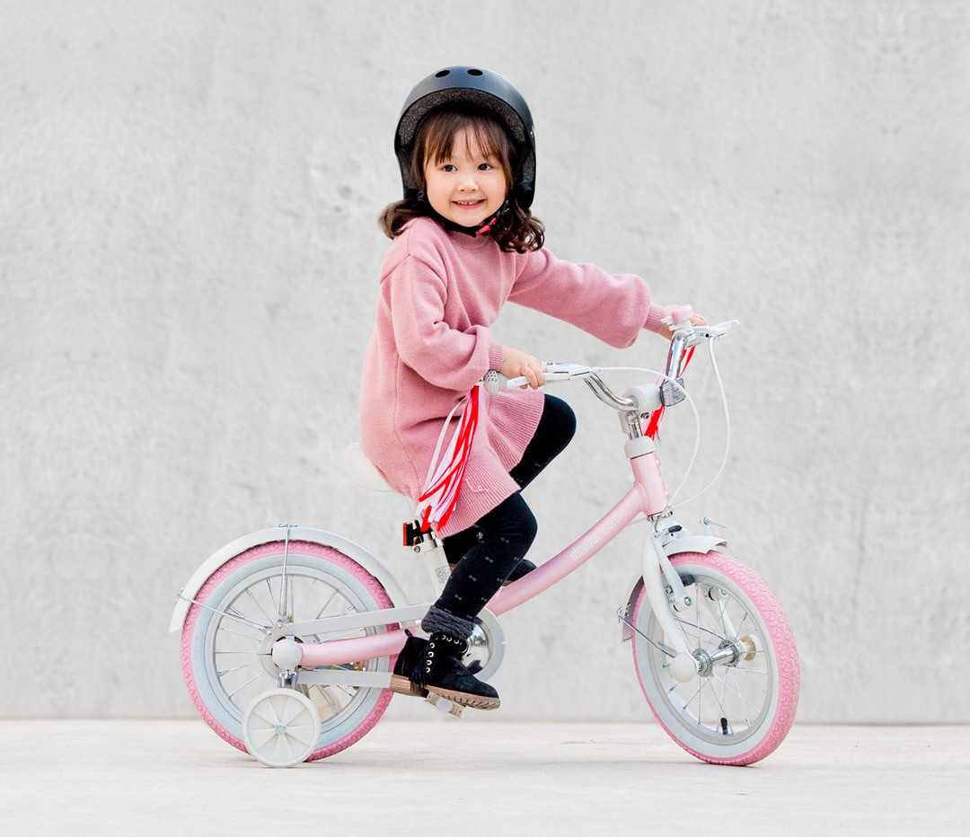 "Велосипед Ninebot Kids Bike Red 14"" for boys детали"