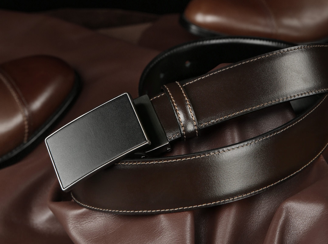QIMIAN-Italian-Business-Belt-Q1-Black120cm-B3501