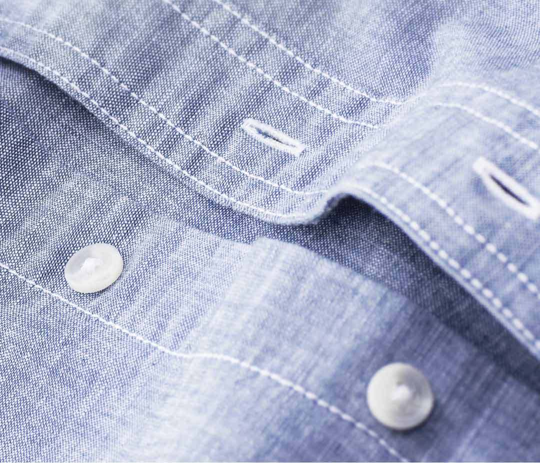 RunMi-90-imitation-denim-youth-cloth-shirt-Grey-blue