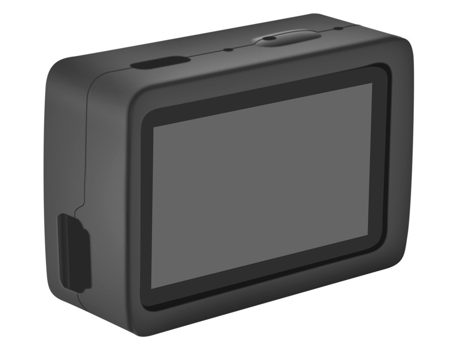 Silicone-protective-case-for-Yi-4K-Black-BMGP-261-0