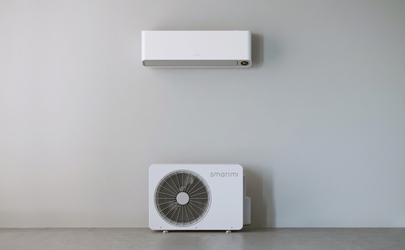 Кондиционер SmartMi Full DC Inverter Air Conditioner дизайн