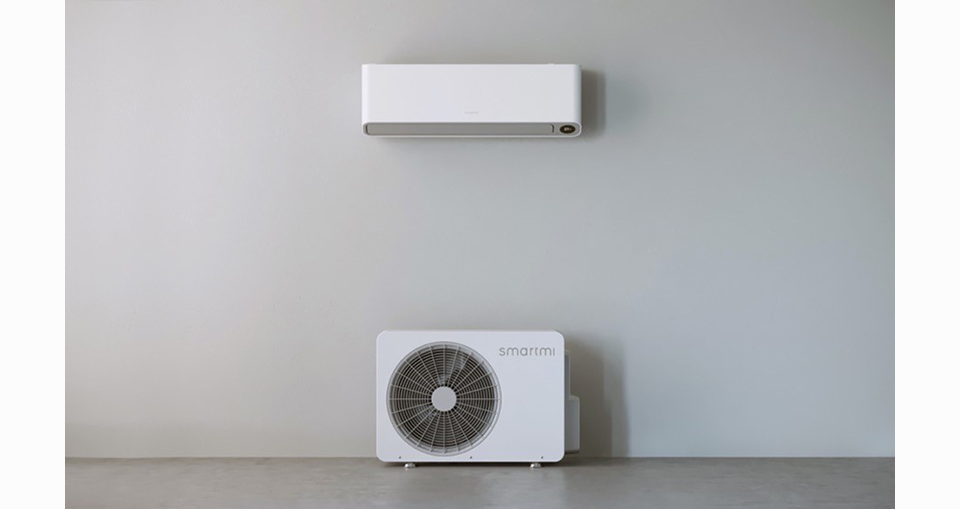 Кондиционер SmartMi Full DC Inverter Air Conditioner мощность