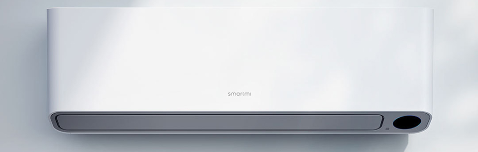 Кондиционер SmartMi Full DC Inverter Air Conditioner управление