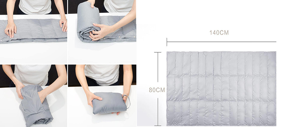 Одеяло Tonight Multi-Functional Portable Air-Conditioned Blanket фасоны