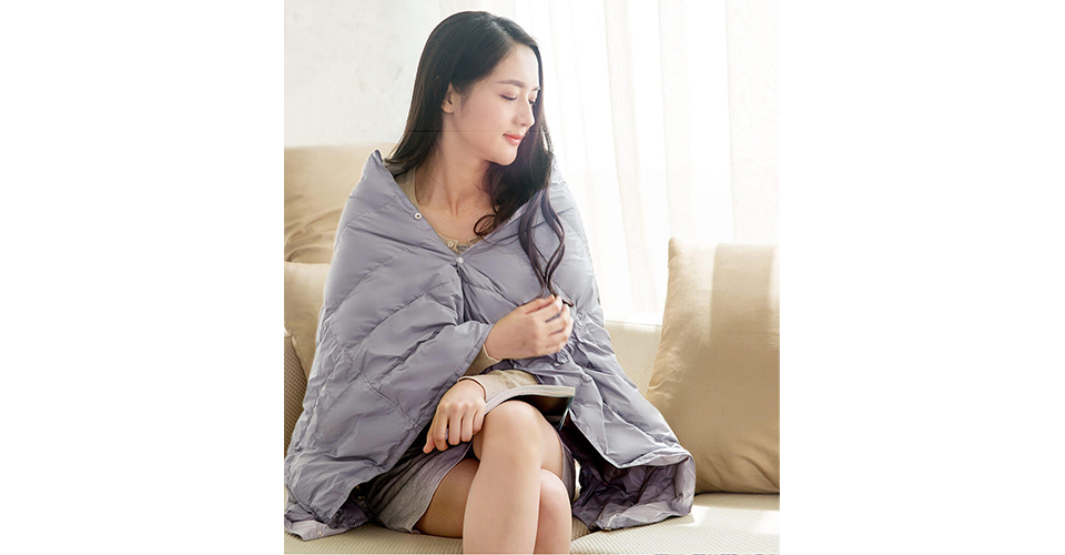 Одеяло Tonight Multi-Functional Portable Air-Conditioned Blanket