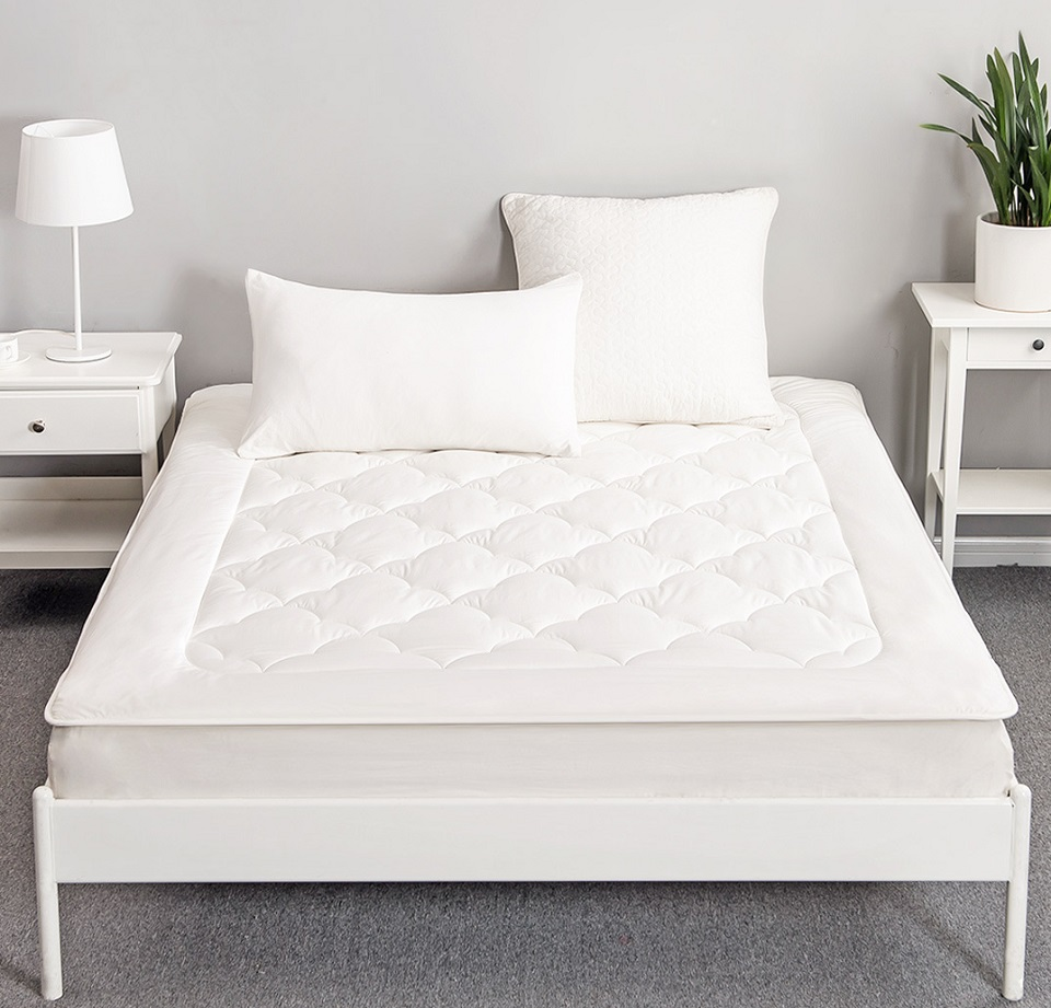 Матрас Tonight Australian Wool Mattress White 180x200 060405039 в комнате