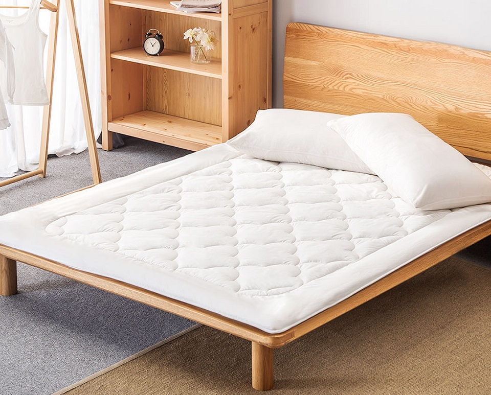 Матрас Tonight Australian Wool Mattress White 180x200 060405039 вид сбоку